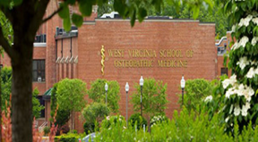 Photo of the West Virginia School of Osteopathic Medicine