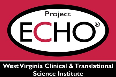Project ECHO- West Virginia Clinical and Translational Science Institute logo